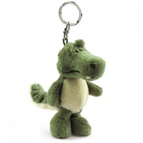Nici 26372 - Krokodil Schlüssel-Anhänger Bean Bag Schlüssel-Anhänger 10 cm