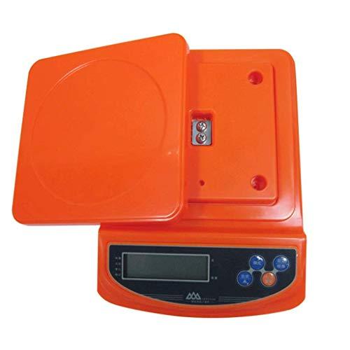TEHWDE keukenweegschaal analoge elektronische weegschaal -3 kg 0,1 g bakken klein voedsel wegen cake huishouden mini keuken genoemd