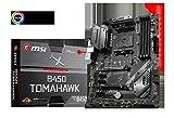 MSI B450 TOMAHAWK ATX マザーボード [AMD B450チップセット搭載] MB4526
