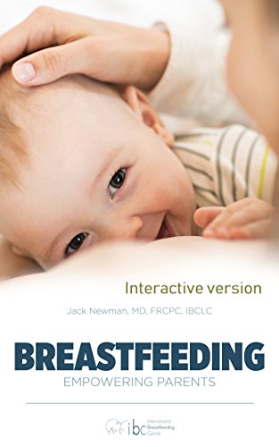 Breastfeeding: Empowering Parents, Interactive version (English Edition)