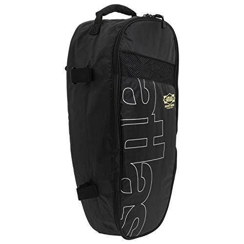 Atlas Snowshoes Unisex Deluxe Tote Bag, Unisex, U10804152, Schwarz , 25-30-Inch