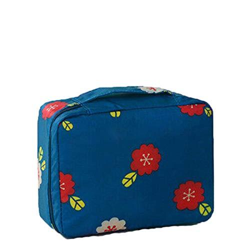 Tclothing Basic Sac à linge pratique cosmétique Sac étanche sous-vêtements longue durée Sac de toilettage spacieux sac à chaussures de voyage