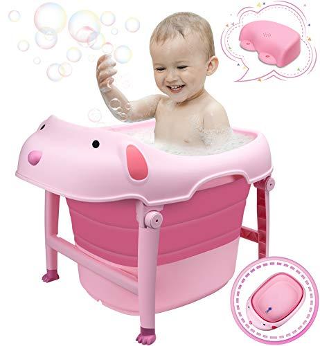 ベビーバス 赤ちゃんお風呂 折りたたみバスタブ