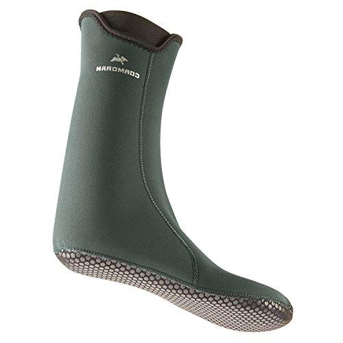 Cormoran Calze lunghe in neoprene per stivali di gomma, taglia 45-47