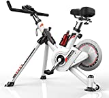 SHDS Indoor cycling bicycle, Ultra silent indoor sports sports equipment, Home exercise bike