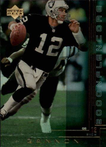 2000 Upper Deck Encore #147 Rich Gannon NFL Football Trading Card