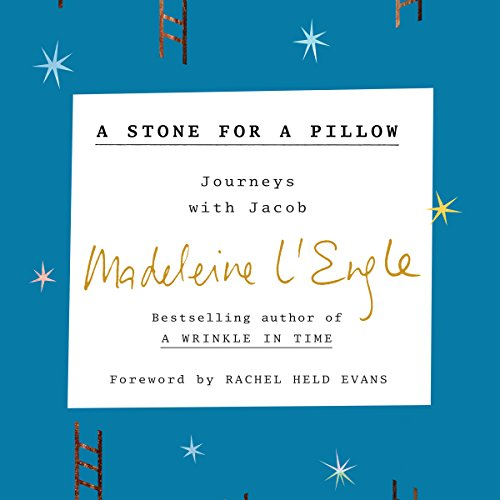 A Stone for a Pillow audiobook cover art