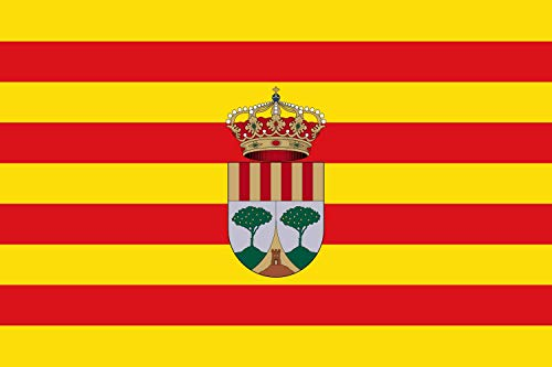 magFlags Bandera Large Busot Alicante | Bandera Paisaje | 1.35m² | 90x150cm