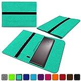 NAUC Lenovo Thinkpad Yoga 370 Tasche Hülle Filz Sleeve Case Schutzhülle Notebook Cover, Farben:Mint
