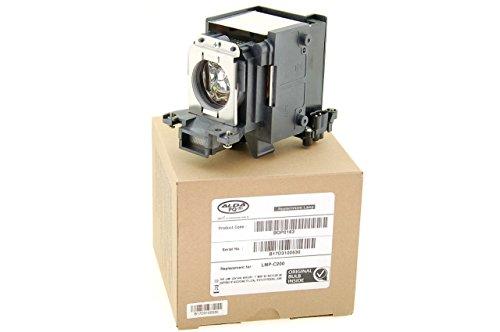 Alda PQ Professionale, lampade per proiettori LMP-C200 per SONY VPL-CW125 VPL-CX100 VPL-CX120 VPL-CX125 VPL-CX150 VPL-CX155 VPL-CX-125 Proiettori, lampada di marca con PRO-G6s alloggio