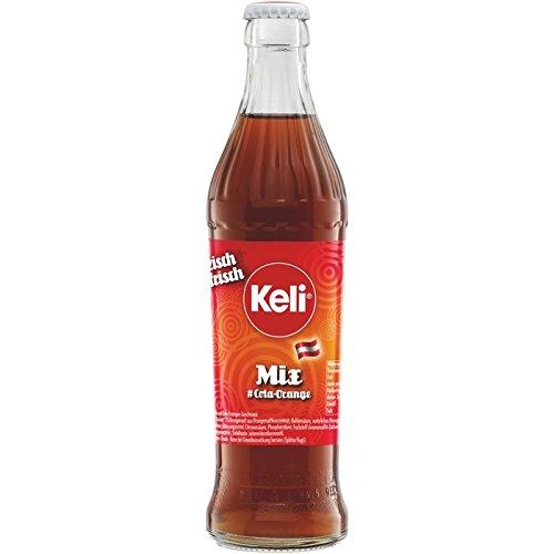 KELI Cola/Orange Kracherl 24 x 0,33l MW