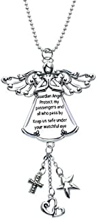 Car Charm - Guardian Angel Protect My Passengers by Ganz