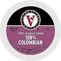 Victor Allen's Coffee Colombian Roast, Medium Roast, 120 Count Single Serve Coffee Pods for Keurig K-Cup Brewers