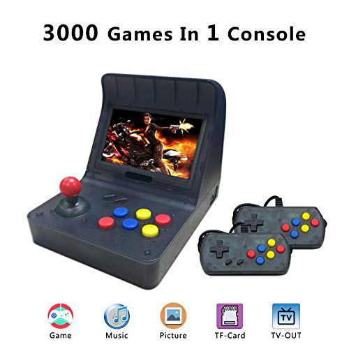 Biggystar Console di Gioco Portatile Mini Console di Gioco Portatile retr/ò Console di Gioco Portatile da 2,4 Pollici