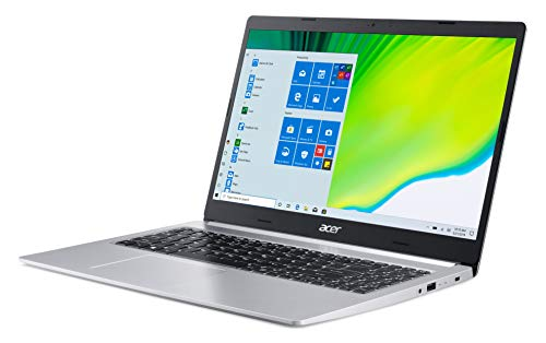 Acer Aspire 5 A515-44-R9CH Pc Portatile, Notebook con Processore AMD Ryzen 7 4700U, Ram 8 GB DDR4, 512 GB PCIe NVMe SSD, Display 15.6
