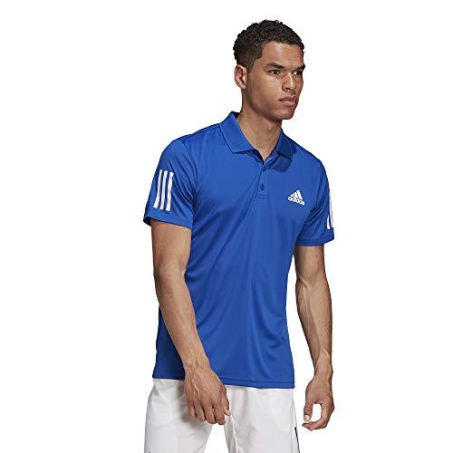adidas Herren Club 3Str Polohemd, Royblu, XL