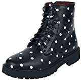 Rock Rebel by EMP Alive And Kicking Frauen Boot schwarz EU43 Polyurethan Rockwear