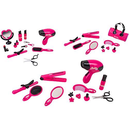 Globo Toys Globo 37535 3 - Juego de peluquería con secador de Pelo (Talla única)