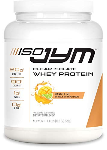 JYM Supplement Science Iso Jym, 90 …