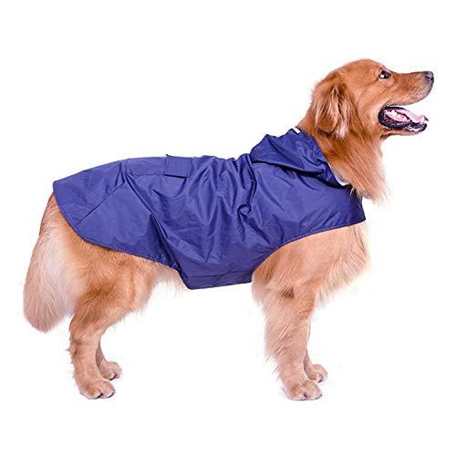 Hond Jassen Waterdicht Hond Rain Jacket Hond Jassen Voor Medium Honden Waterdichte Puppy Regenjas Waterdichte Huisdier Regenjas Regenjas Voor Honden blue,xl