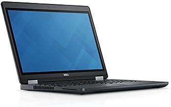 """Dell Precision M3510 Intel Core i5-6300HQ X4 2.3GHz 16GB 1TB 15.6"""" Win10,Black"""