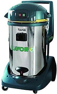 Lavorwash Taurus 03 IR - Aspiradora (2400W, 230V, 50 Hz, Tambor, Bagless, Acero inoxidable)