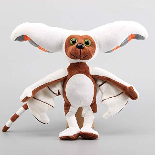 Heguowei 20 Pollici 50 cm Big Size Anime Kawaii Avatar The Last Airbender Appa Giocattoli di Peluche Serie TV Rare Minion Bambole di pezza Giocattolo per Bambini
