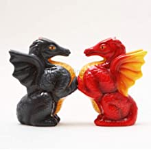 Dragons Magnetic Salt & Pepper Shakers