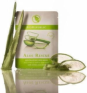 BioRepublic Skincare Aloe Rescue 3 Mask Set