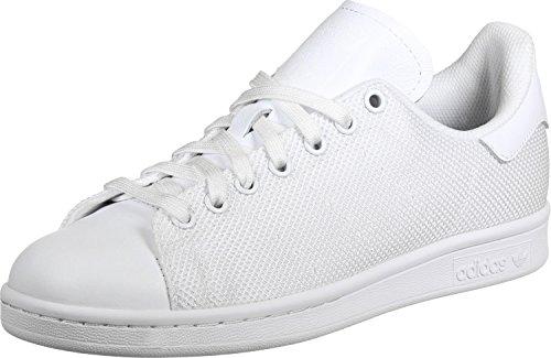 adidas Unisex-Erwachsene Stan Smith Hallenschuhe, Weiß (Ftwr White/Ftwr White), 38 2/3 EU