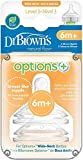 Dr Brown's Options Plus nivel 3 tetinas, 2 unidades