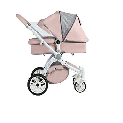 Organizador del Cochecito Skip Hop, Cochecito Ligero y Plegable Silla Paseo Diseño un Solo Paso para Abrir y Plegar el Sistema Viaje Cochecito bebé Buggy Sombrilla