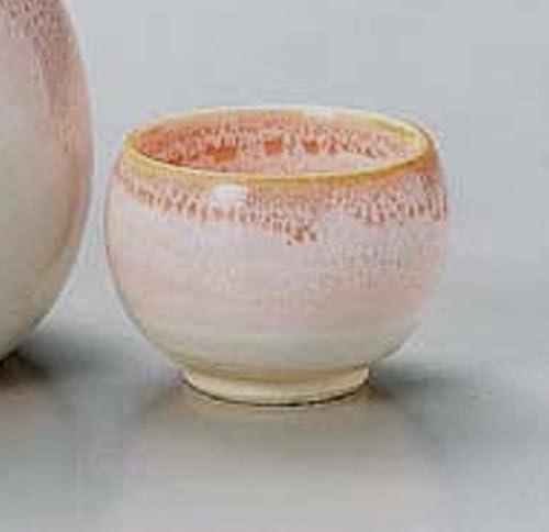 SAKURA-NAGASHI Jiki Japanese Porcelain Set Cups of 2 Sake Super sale Popular shop is the lowest price challenge period limited