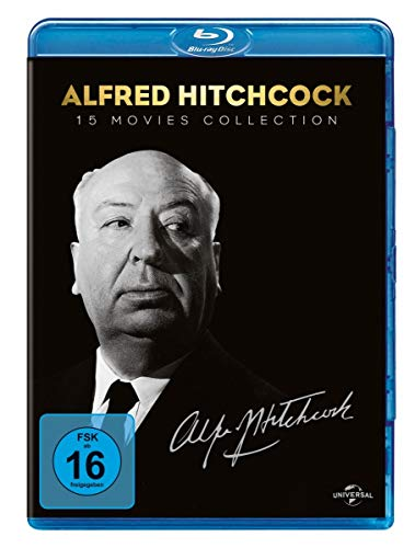 Alfred Hitchcock - Collection [Blu-ray]