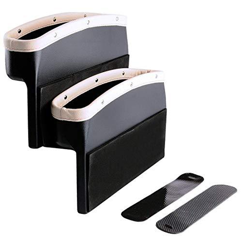 Henzxi Car Seat Pockets Car Cons...