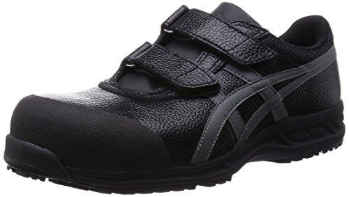 [アシックスワーキング] 安全靴/作業靴 ウィンジョブ FFR70S ブラック/ガンメタ 27.0 cm