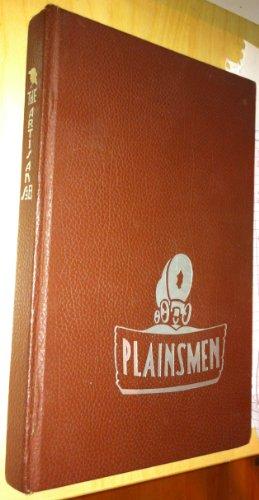 The Artisan-Plainsmen S-38 (1938) Manual Arts High School Los Angeles California Yearbook Year Book