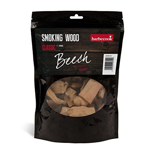 barbecook Holzrauch Buche Grillzubehör, Brown, 19x9,5x26,5 cm