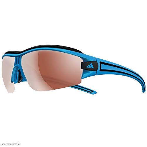 adidas a 168 6059 Evil Eye Halfrim Pro S Blue Sportbrille Sonnenbrille Neu