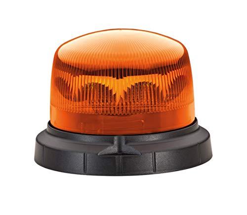 HELLA 2XD 012 480-201 Rundumkennleuchte - KLX 1 - LED - Lichtscheibenfarbe: gelb