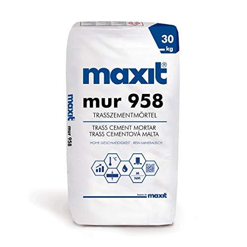 Maxit 958 Traßzementmörtel a 30 kg
