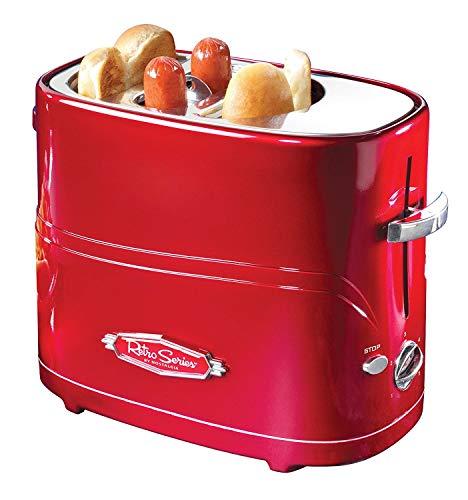 Best nostalgia electrics retro series pop up hot dog toaster review 2021