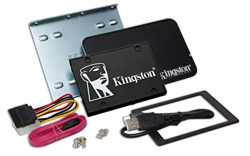 Kingston KC600 SSD SKC600B/256G Interne SSD 2.5