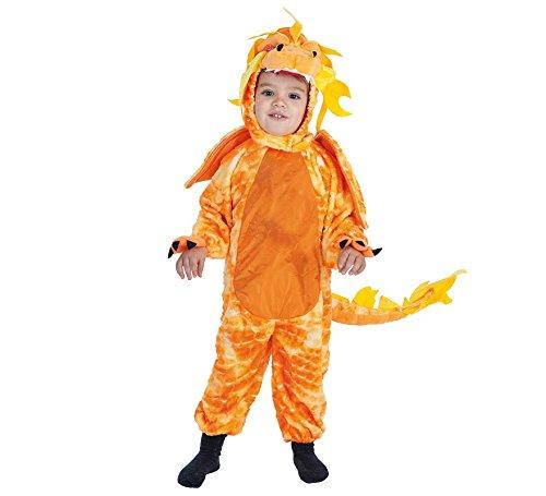 Creaciones Llopis Disfraz de Dragón Chino Lux para niño