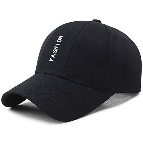 LDHY - Tennis-Sonnenblenden für Herren in black, Größe adjustable