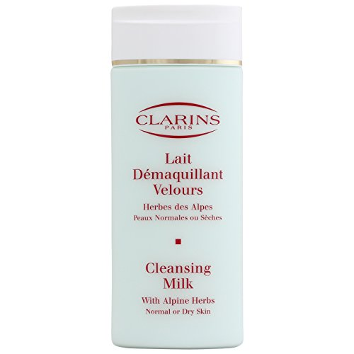 Clarins Reinigungsmilch für Women mit trockene or normale Haut 200ml