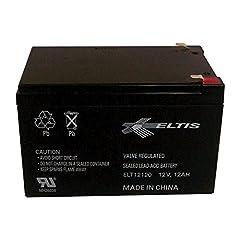 Voltage: 12 V DC