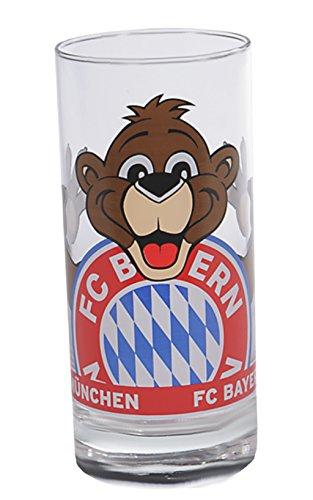 FC Bayern München Berni Fan-Glas 0,25 Liter