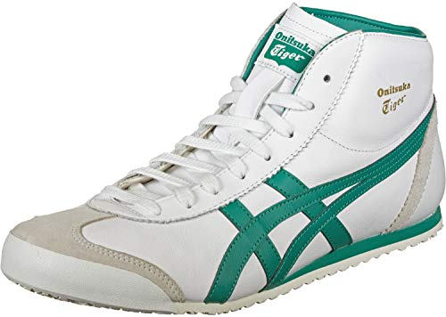 Onitsuka Tiger Mexico Mid Runner Schuhe White/Jerry Bean
