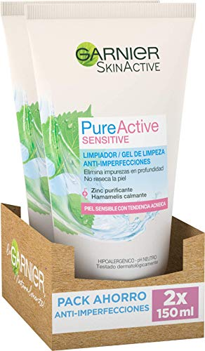 Garnier Skin Active Limpiador de Poros Sin